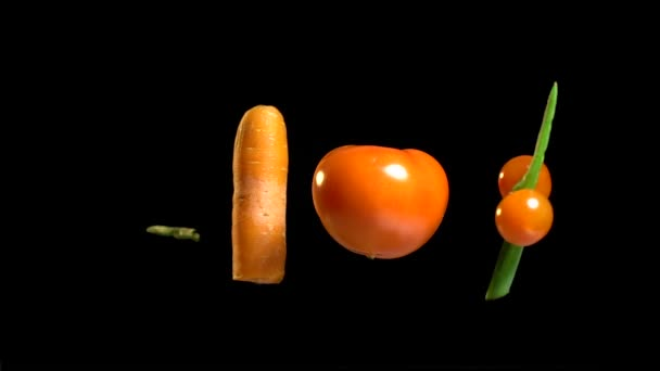 Figure of vegetables minus 10 percent