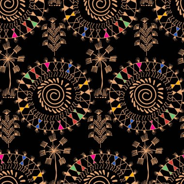 warli tribal art
