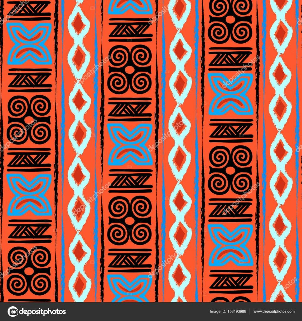 african adinkra pattern stock vector yulianas 158193988