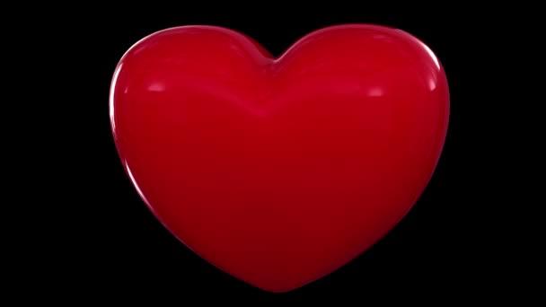 herz liebe puls valentine sex jubiläums paar romantik dating loop 4k