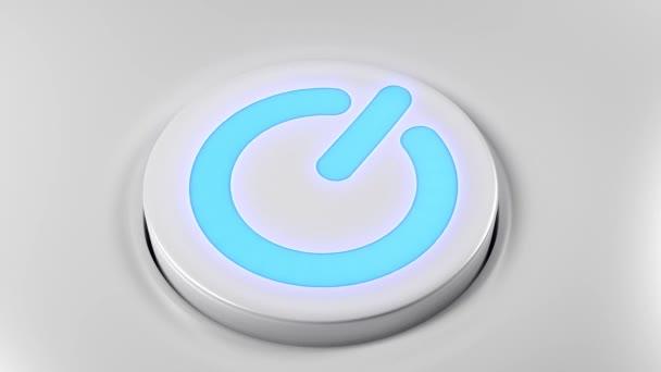 Tlačítko vypínače vypnout technologie počítače Tv miniaplikace smartphonu 4k 4k