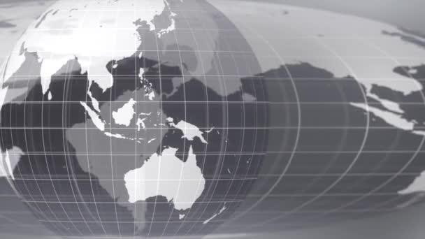 World global news background backdrop planet Earth 4K