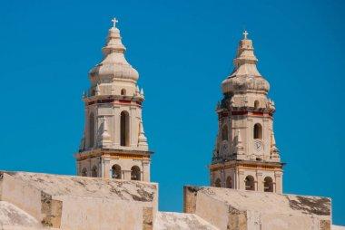 San Francisco de Campeche, Mexico: Cathedral in Campeche