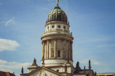 The French cathedral in the city of berlin