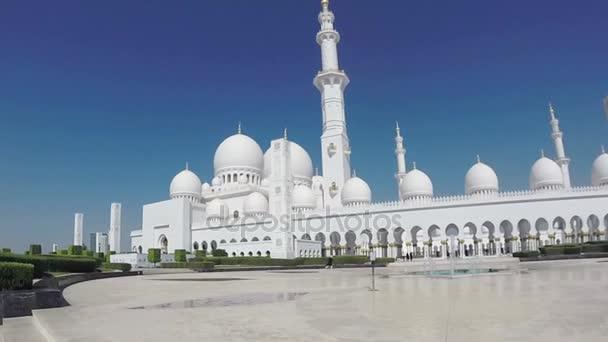 Velká mešita Sheikha Zayeda v Abú Zabí, SAE