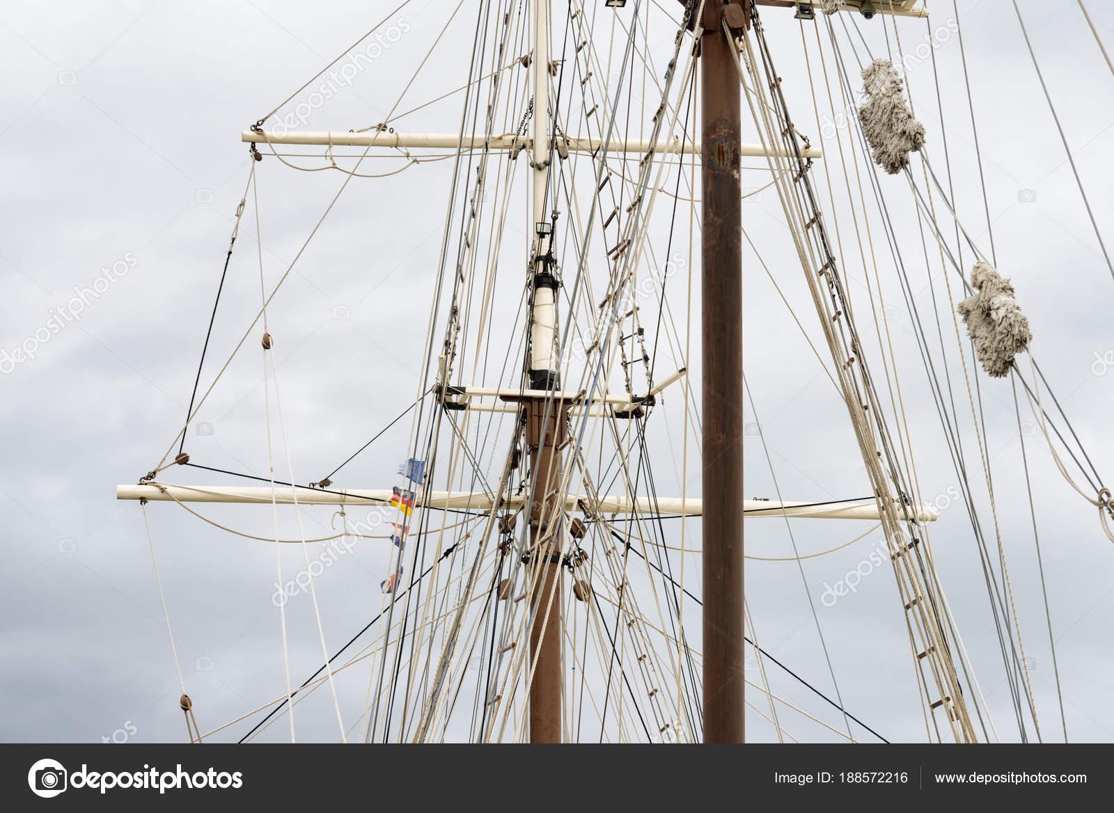 деревянная оснастка для кораблей