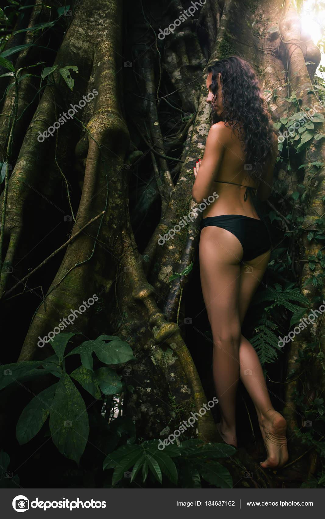 Сексуальные приключения в джунглях