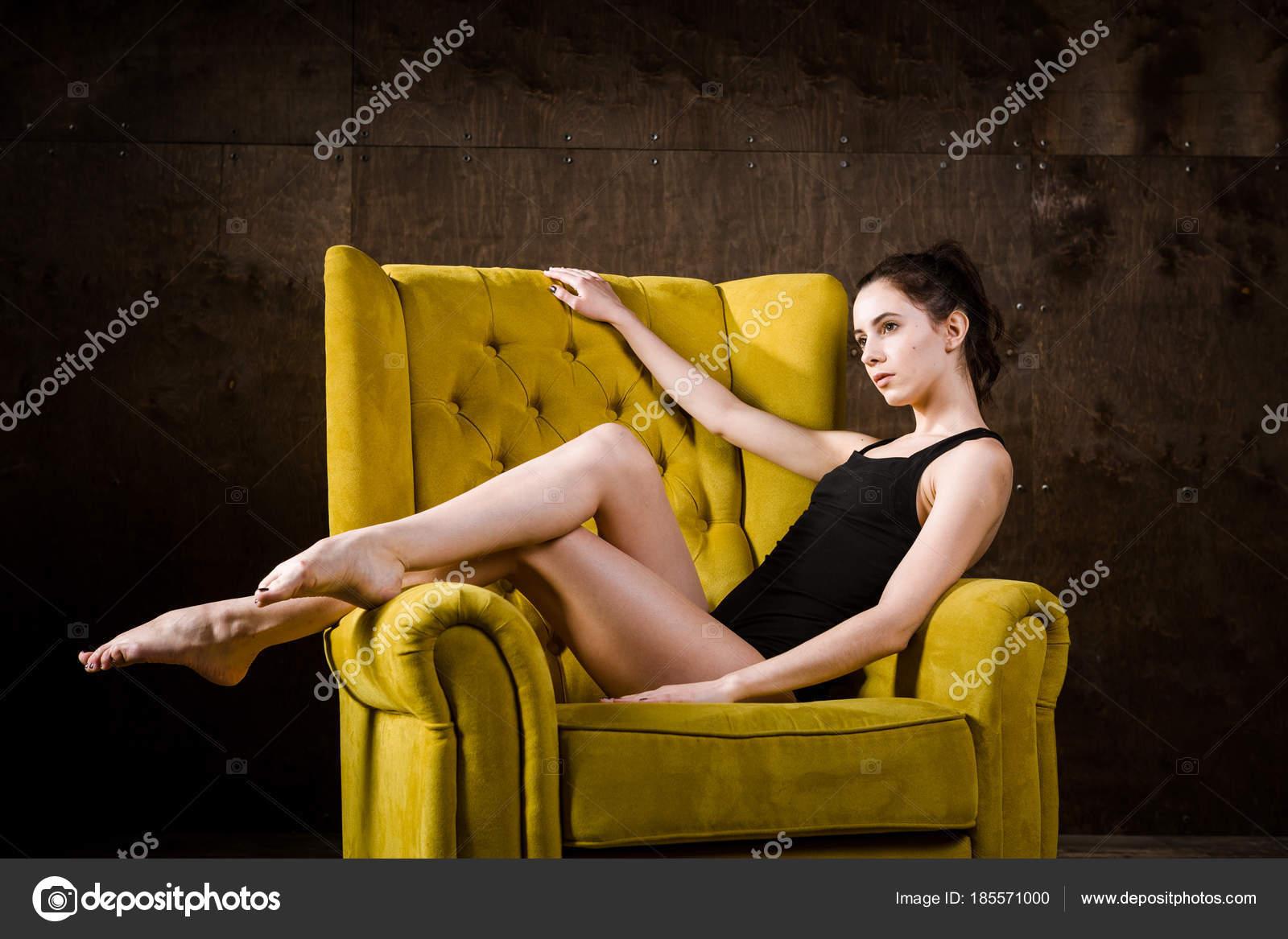 Bella sexy nudo nero donne