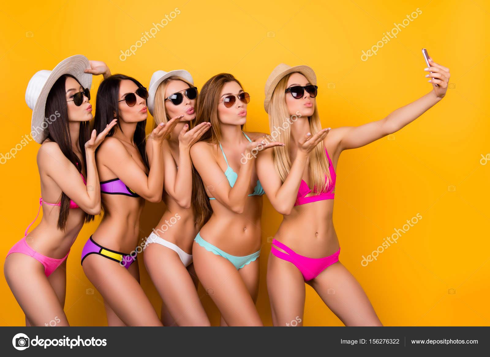 Foto di giovani ragazze calde