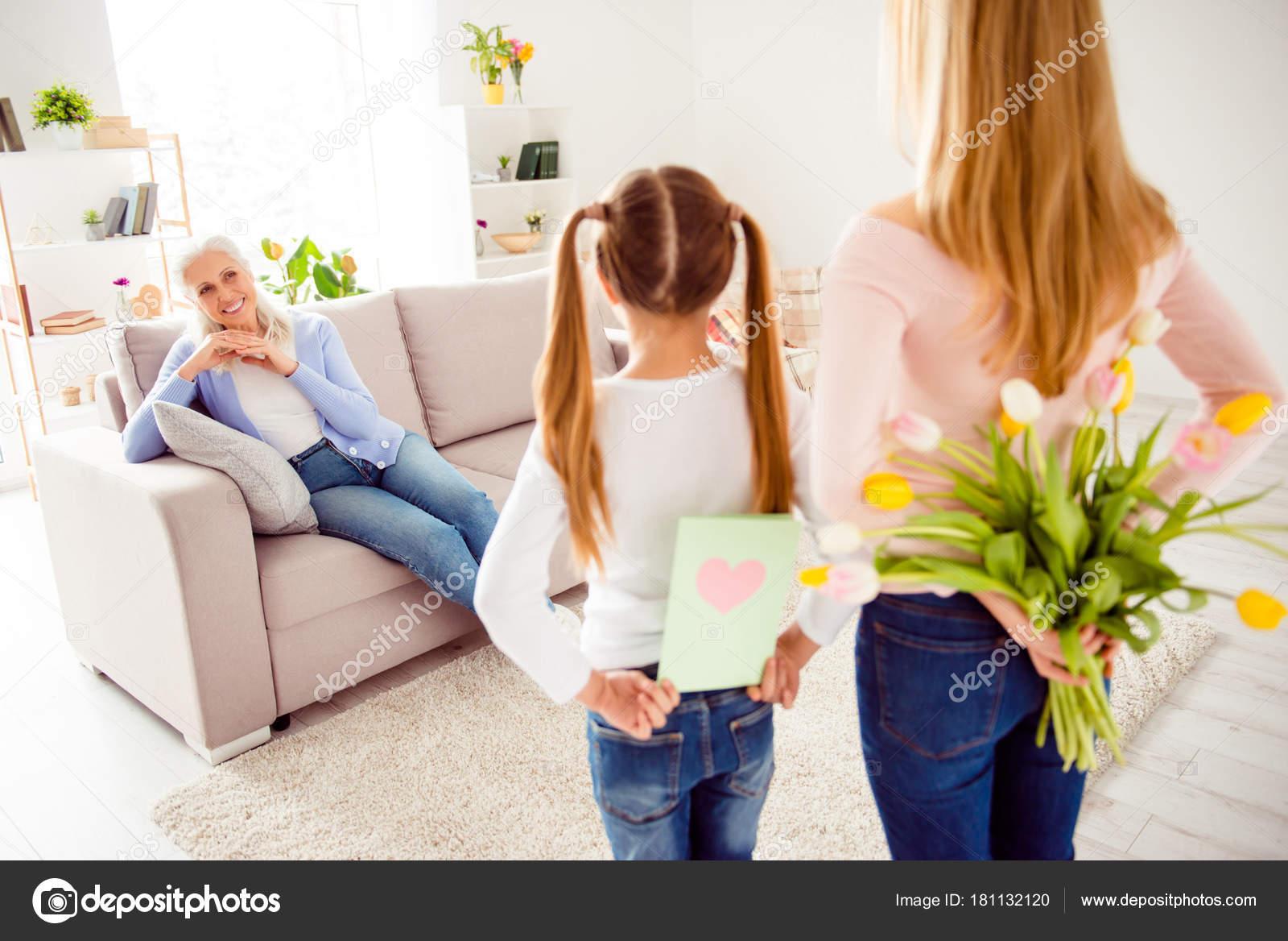 Internationaler Frauentag Tag Komfort Gemütliche Konzept