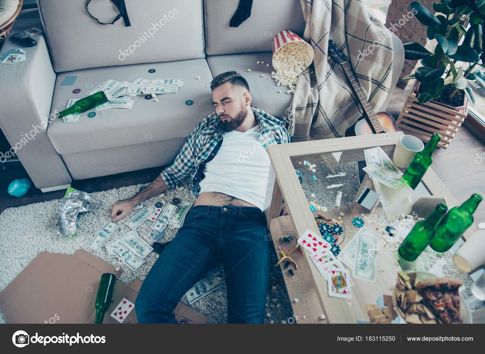 Nach Der Party