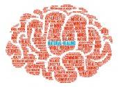 Přírodní léčení mozku slovo mrak