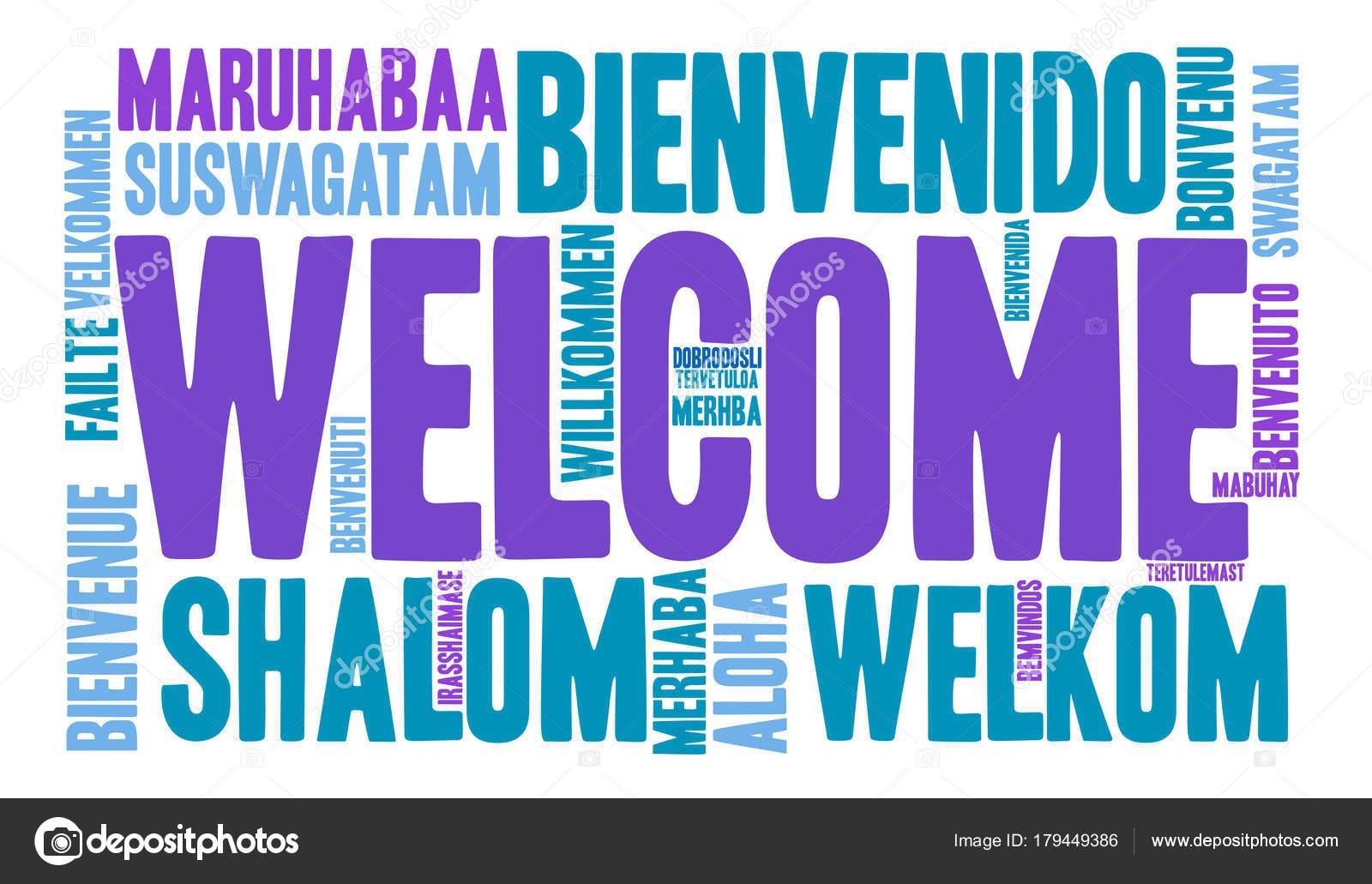 Bonjour à tous Depositphotos_179449386-stock-illustration-international-welcome-word-cloud