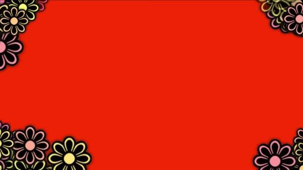 4 k vad százszorszép virág szirmai, tavaszi növény virágos, romantikus szerelem esküvői háttér.