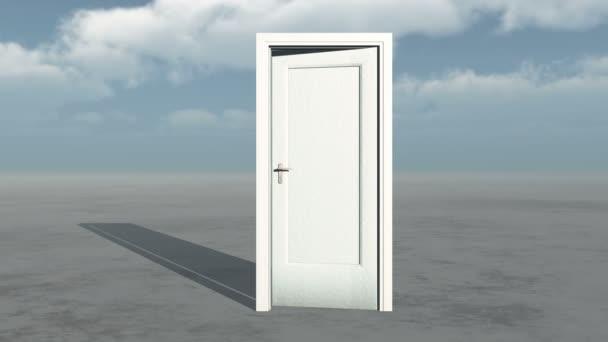 wide open doors. Plain Doors 4k Open Door U0026 Timelapse Flying Clouds On The Wide Plainsscifi Scenes Intended Wide Open Doors