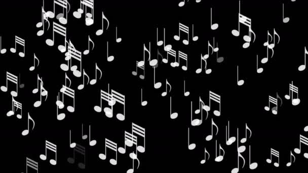 4 k megjegyzések zenei háttér, szimbólum Dallam Dallam hang, romantikus művészi szimfónia