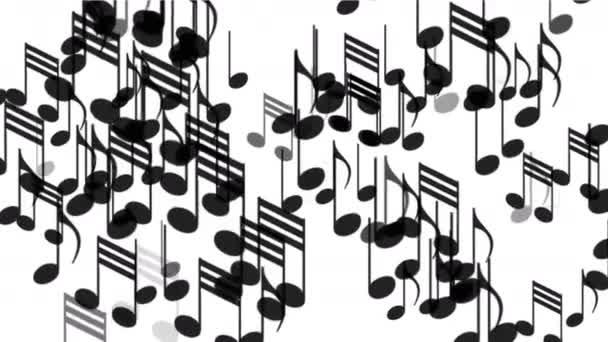 4k Music Notes background,symbol melody melody sound,romantic artistic symphony