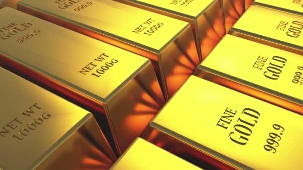 4k arany veretlen arany sávok a kincstári vagyon Ingot luxus pénzügyi áruk kereskedelmi.