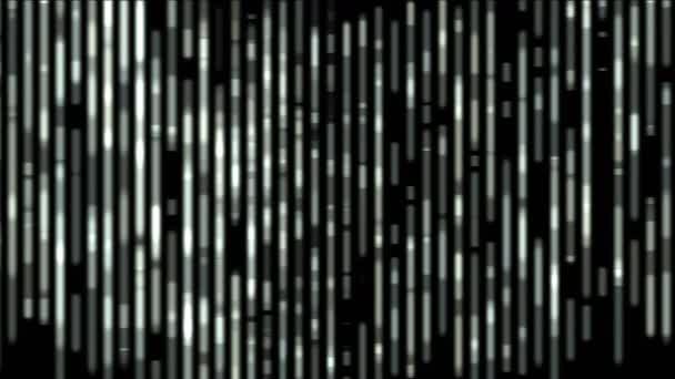 4 k absztrakt technológiai adatok háttér fürkésző, geometria függőleges hullám vonalak ar