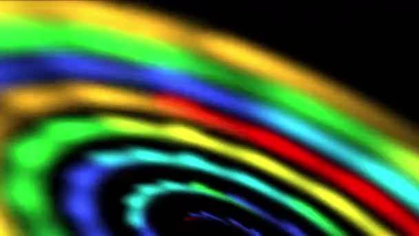 4 k szivárvány galaxis helyet, örvény vortex világegyetem, Tejútrendszer, féreglyuk időben alagútban.