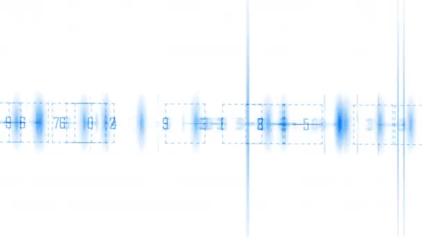4k Business digital matrix light character,fire cross rays lines number coding.