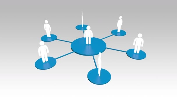 4k human icons,business teamwork,Social or Business Network,a group of people i