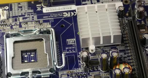4k Computer-Hauptplatine, Montageschaltung.