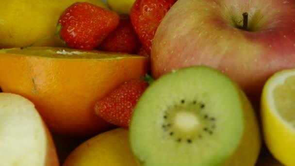 Rotace ovocný talíř.