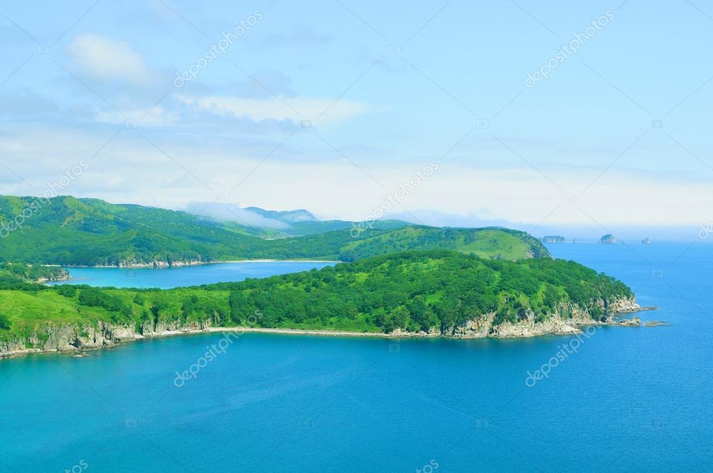 Far East Marine Reserve in Hasan