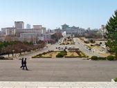Photo Pyongyang - capital of the North Korea