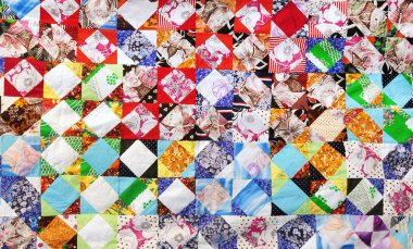 traditional russian patchwork