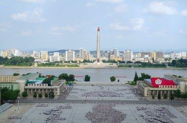 Pyongyang capital of the North Korea