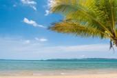 Tropická Pláž na ostrově Busuanga Palawan, Filipíny