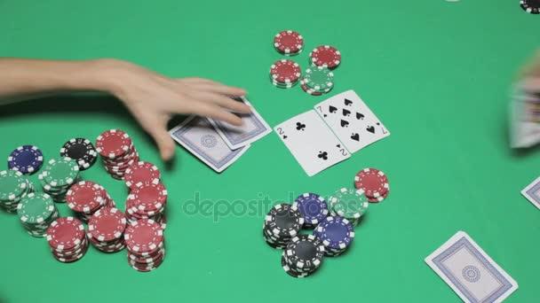 техас покер