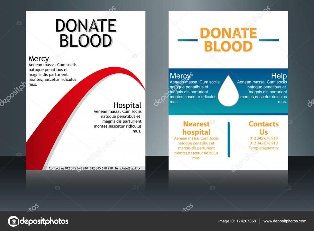 Gesundheitswesen und medizinische Poster Broschüre Flyer Design ...