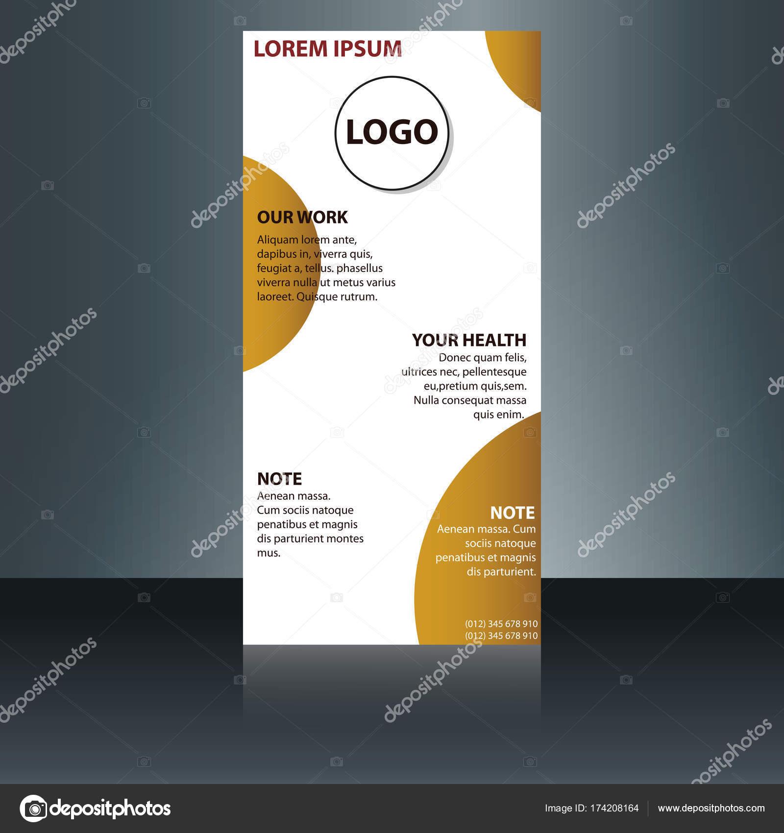 Abstrakte Bindemittel Layout. Weiße a4 Broschüre Cover-Design ...
