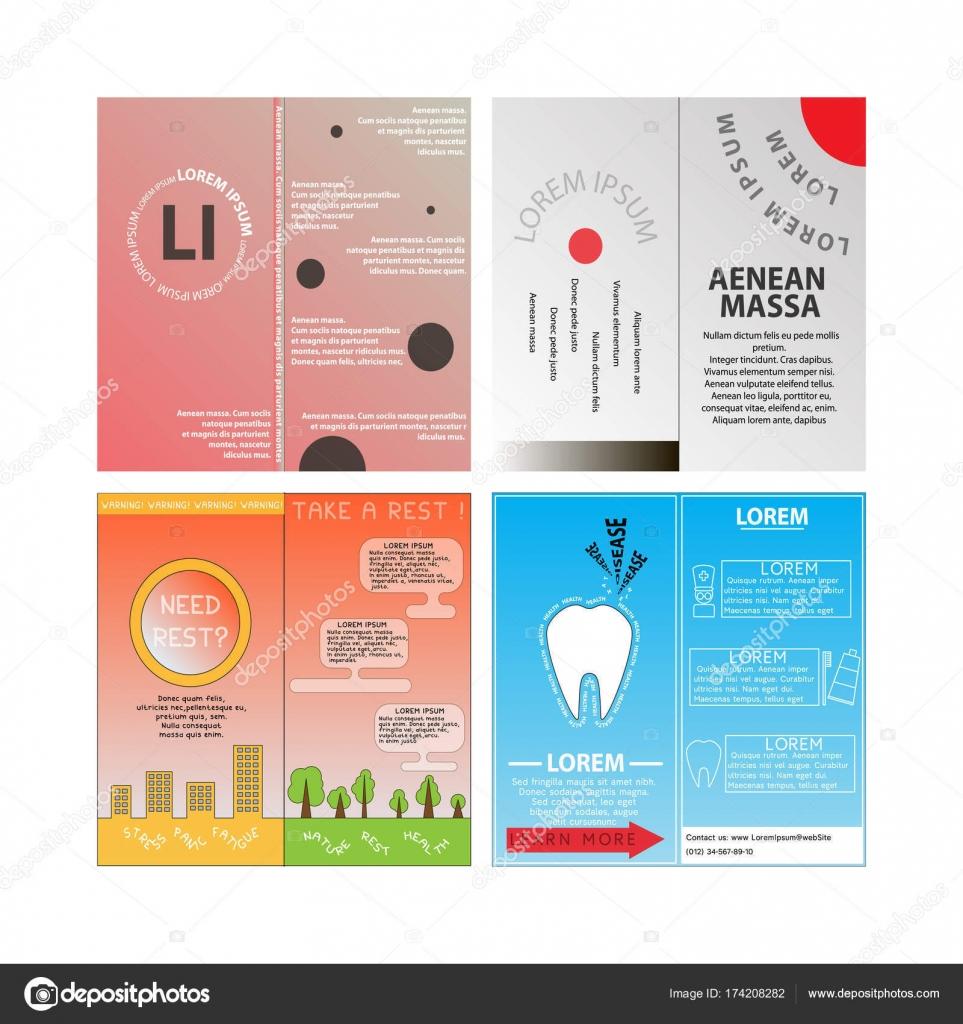 Berühmt Masse Broschüre Vorlage Ideen - Beispiel Business Lebenslauf ...