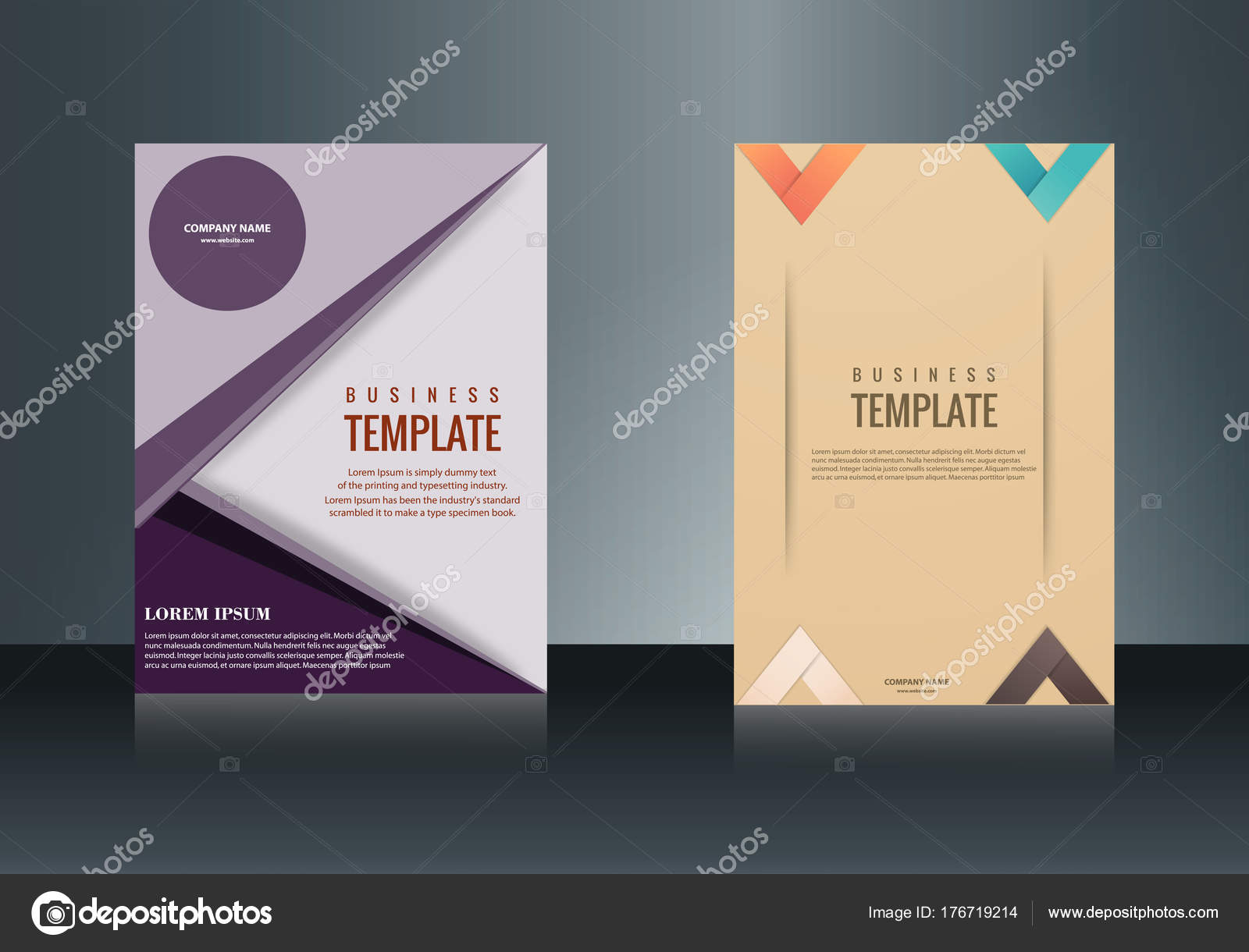 Sets of vertical business card print template personal business sets of vertical business card print template personal business card with company logo black reheart Images