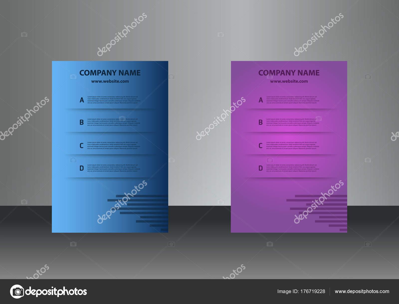 Vertikale Visitenkarten Drucken Vorlage Persönliche