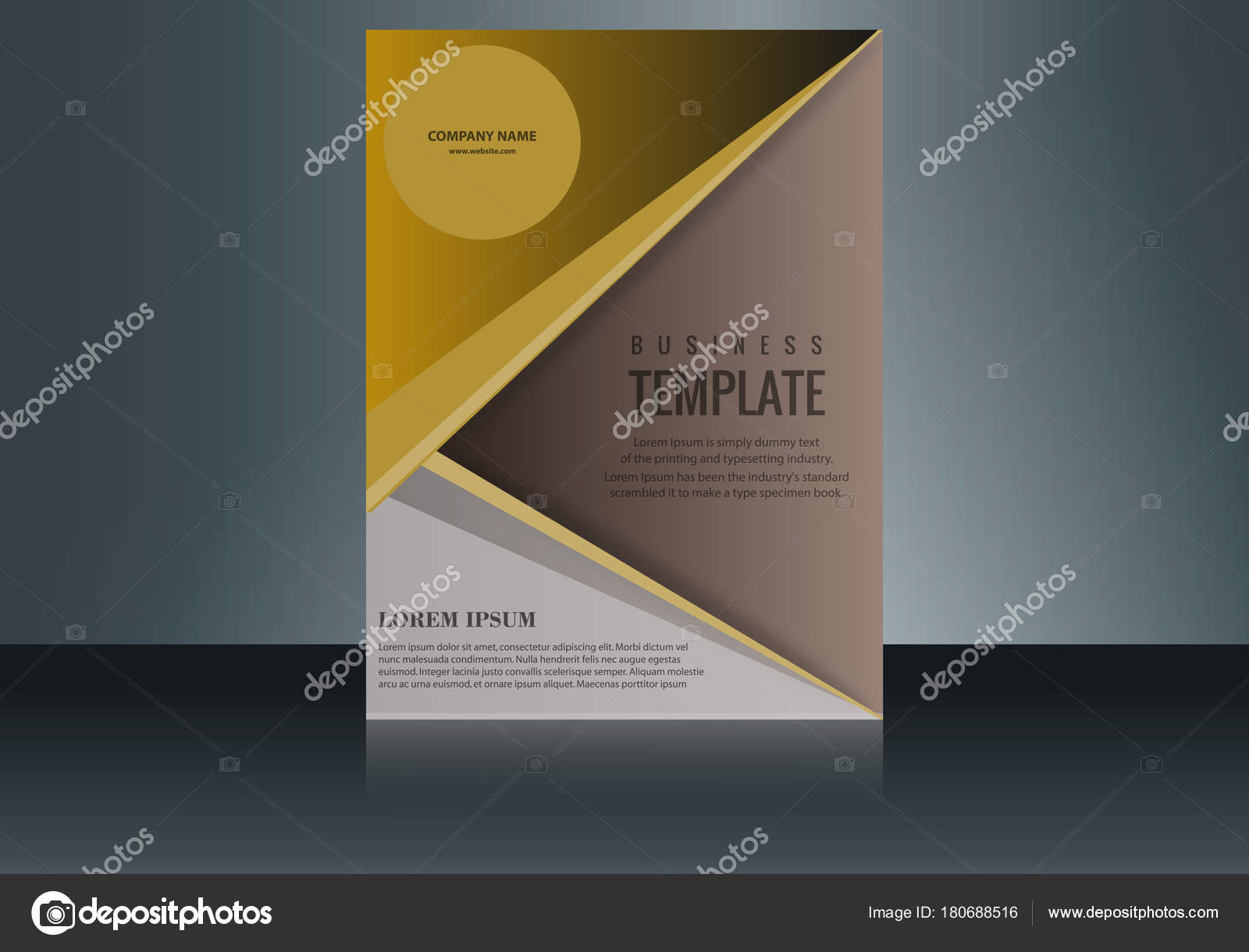 Vertical Business Card Print Template Personal Business Card With