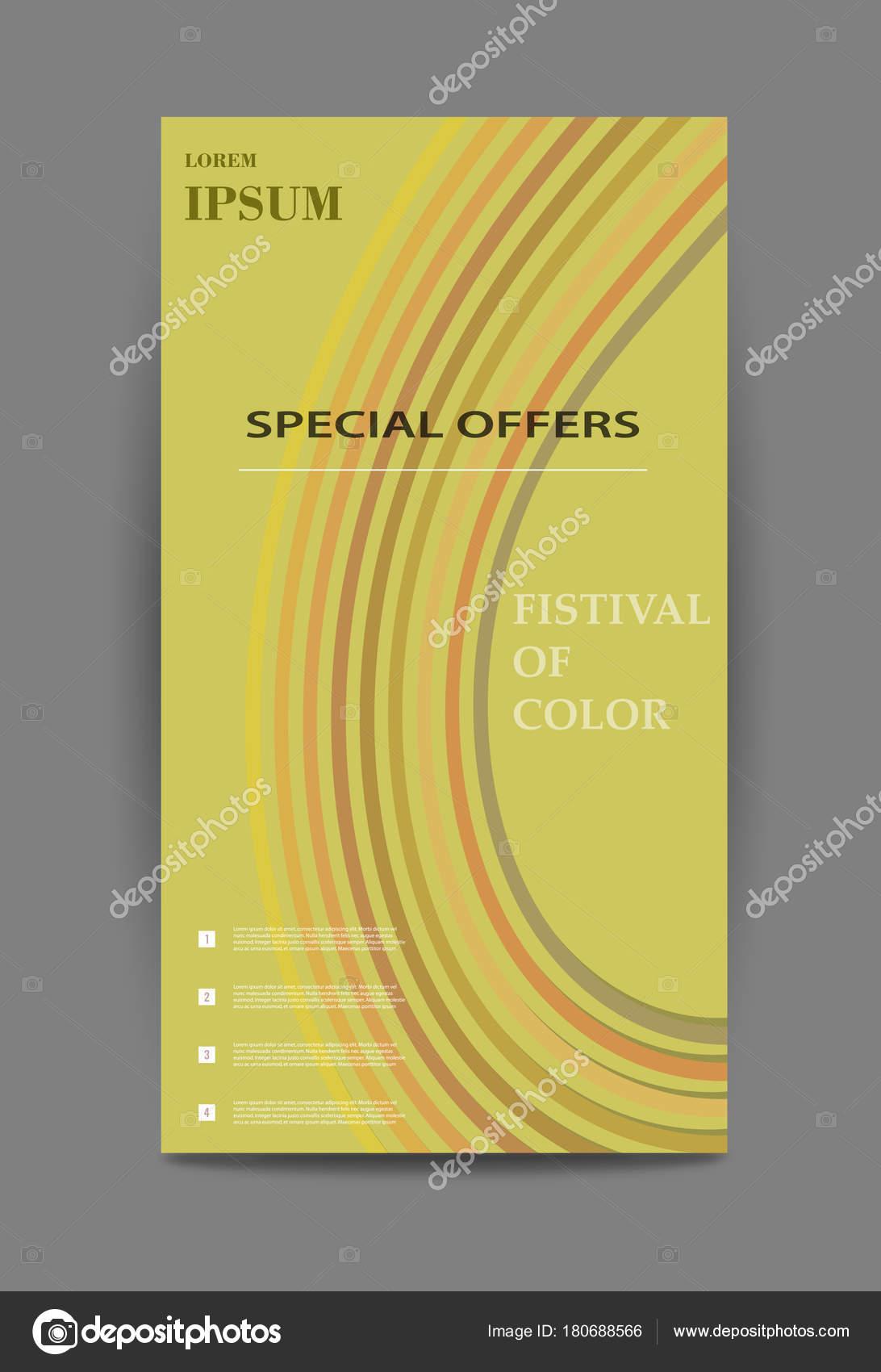 Carte De Visite Personnelle Avec Logo Lentreprise Couleurs Noires Et Jaunes Nettoyer Le Design Plat Illustration Vectorielle Maquette