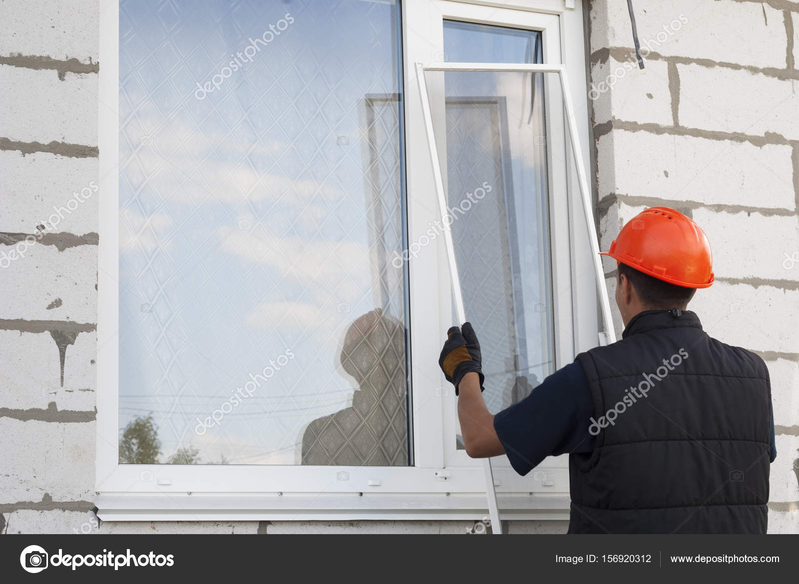 How to install plastic windows Installing plastic windows do it yourself - instructions 88