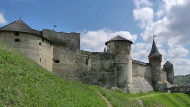 Staré fortess v Kamenetc-Podilskyj