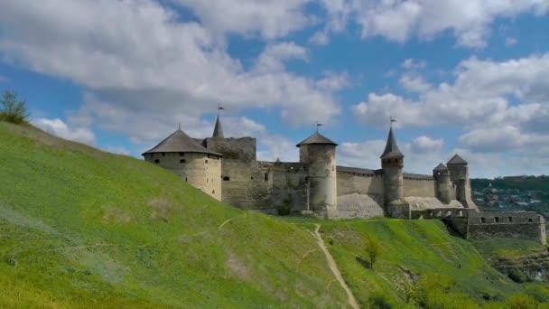 Régi fortess a Kamenetc-Podilsky