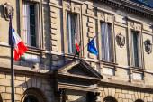Stará francouzská architektura
