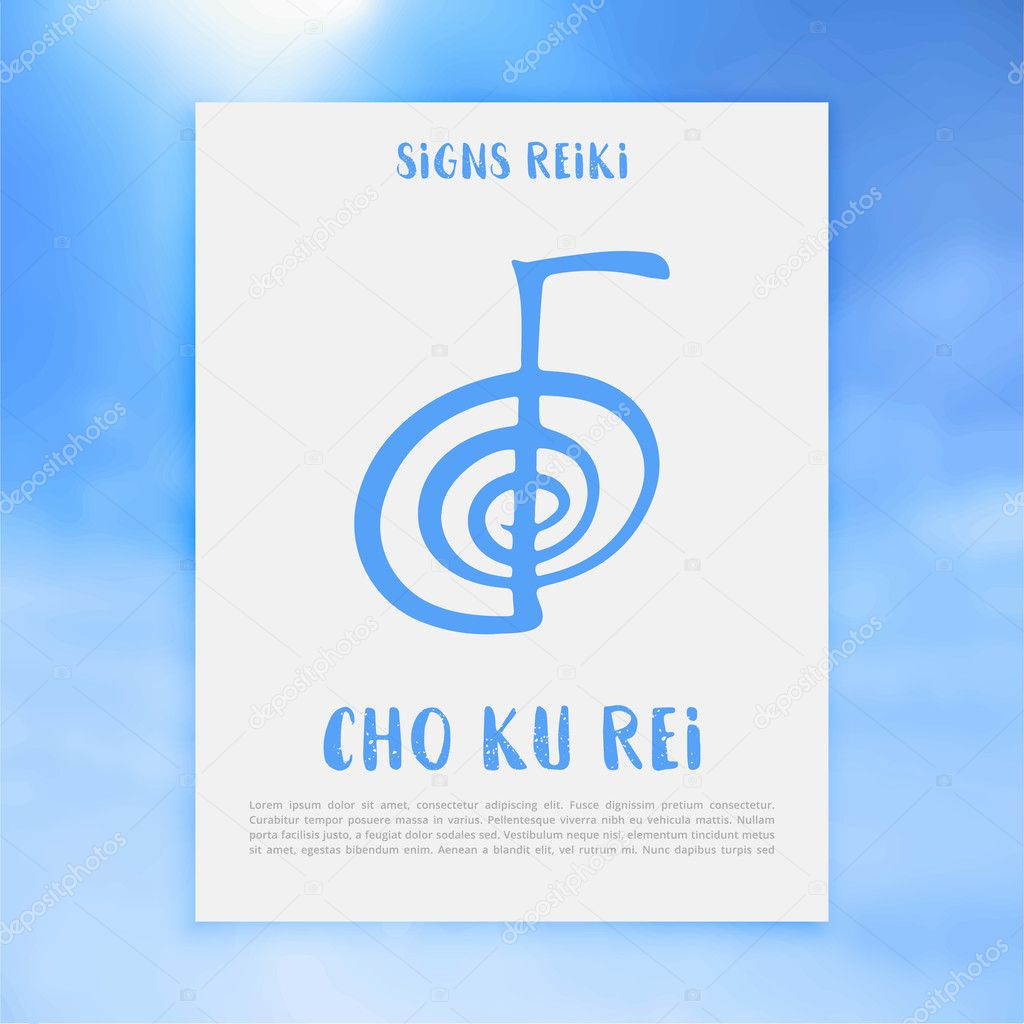 Sacred geometry reiki symbol the word reiki is made up of two reiki symbol the word reiki is made up of two japanese words rei means universal ki means life force energy vector by queenann555gmail biocorpaavc