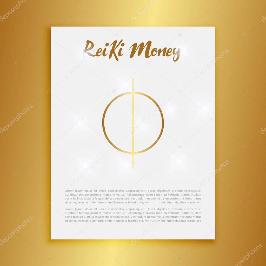 Sacred Geometry Reiki Symbol The Word Is Made Up Of Two Japanese