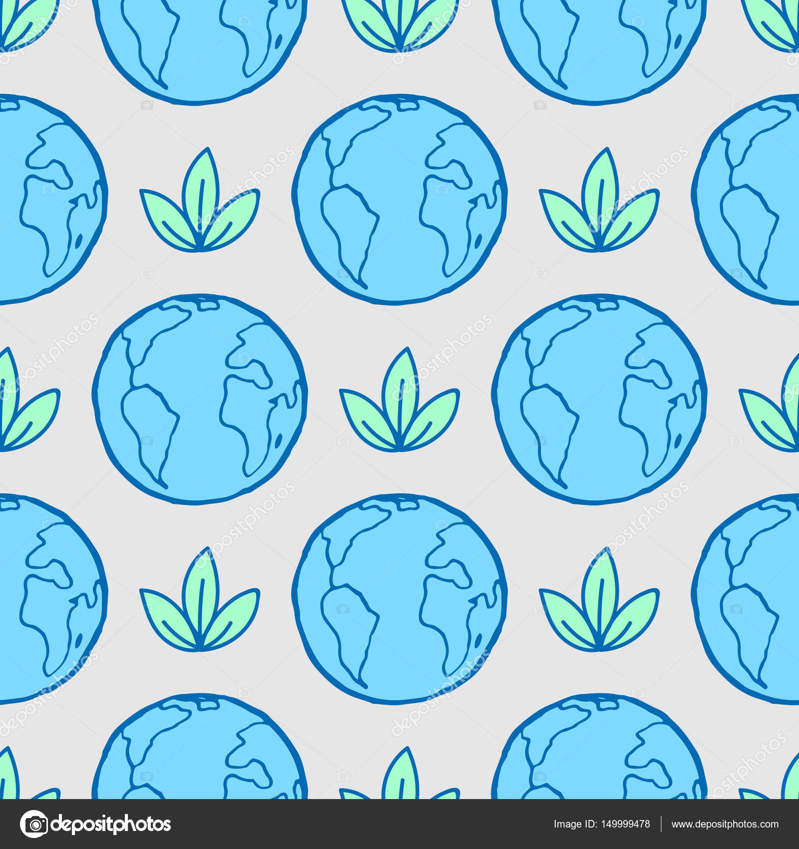 International Mother Earth Day April 22 Stock Photo