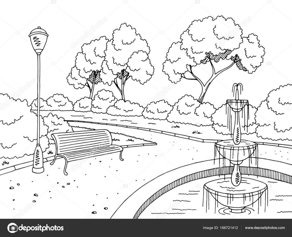 Imágenes Parques Animados Para Dibujar Fuente Gráfico