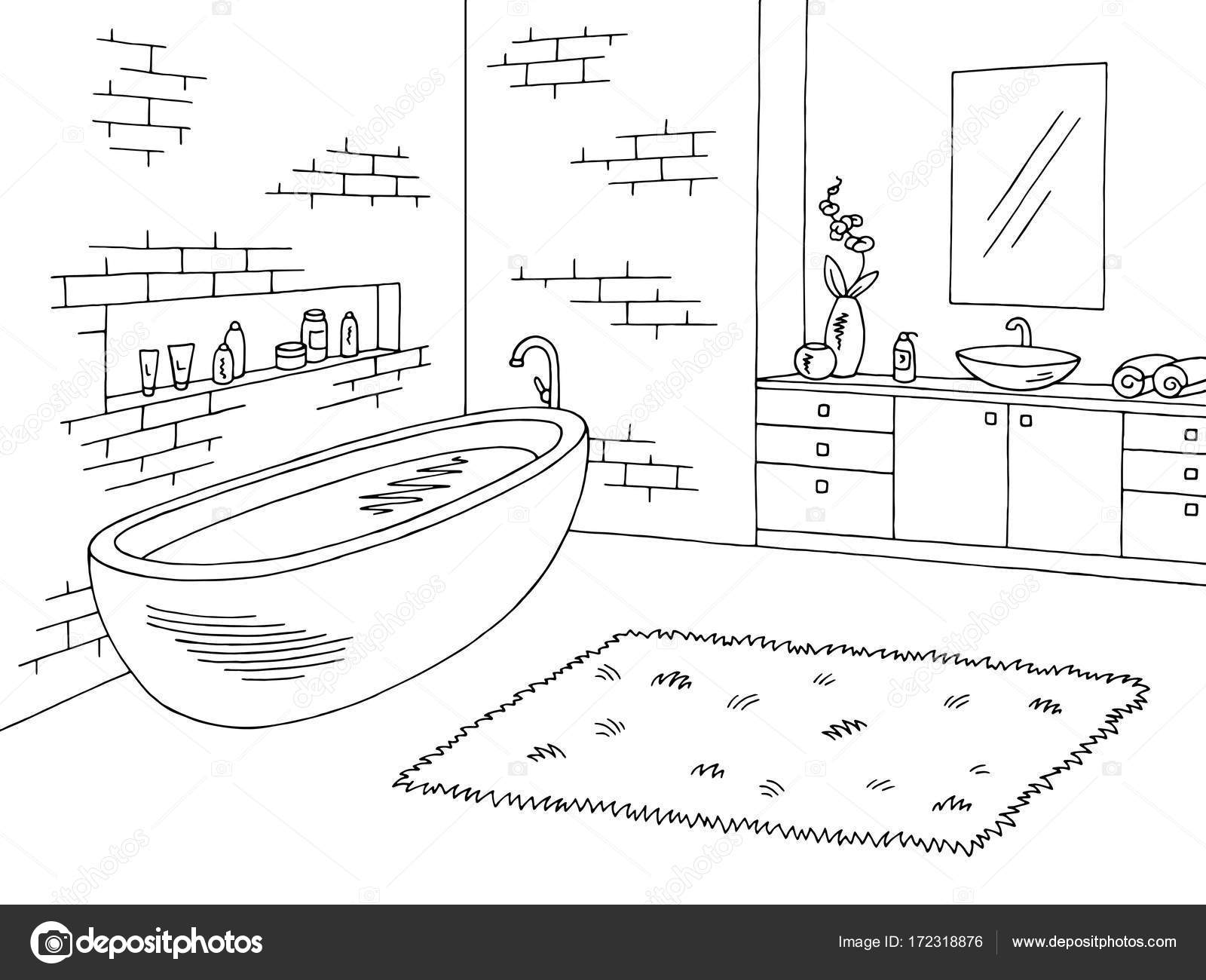 Dibujos De Baños Delflanddepotopnl